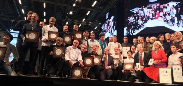 Awards du chocolat 2016 club des croqueurs de chocolat for Porte de versailles salon saveurs